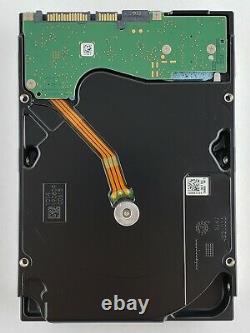 0 HR Seagate Exos X16 16TB 7200 RPM SATA 6Gb/s 3.5 Hard Drive (ST16000NM001G)