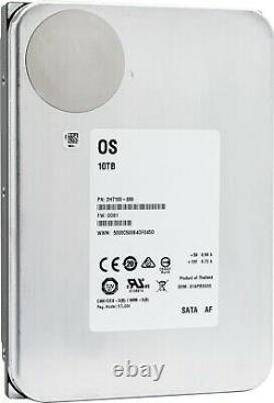 10TB SATA 7200RPM 3.5 NAS HDD Comparable With ST10000NM0478