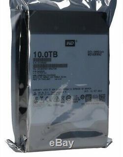 10TB WD RED Helium WD100EMAZ SATA 3.5 SATA III Internal NAS Hard Drive 256 mb