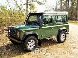 1995 Land Rover Defender SW