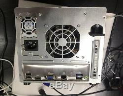 4 Bay NAS Desktop Server with intel J1900 Quad-core cpu 4GB ram for Synology