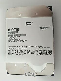 8TB WD RED Helium WD80EZAZ SATA 3.5 SATA III Internal NAS Hard Drive 256 mb