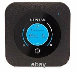 Acceptable Netgear Nighthawk M1 MR1100 (AT&T + GSM Unlocked) 60-Day Warranty