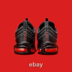 Air Max 97 MSCHF x LIL NAS X Satan Shoes Size 11.5 BRAND NEW. ORDER CONFIRMED