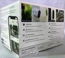 Arlo Essential Security Camera Bundle VMK2260W UPC 193108142045 Night Vision