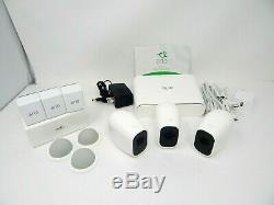 Arlo Pro 2 Camera Security System Bundle 3-Pack HD 1080P WiFi Cameras