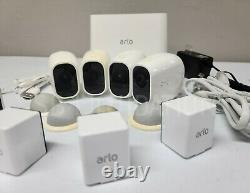 Arlo Pro 2 VMS4430P-100NAS HD 1080p Wireless Security System, 4 Cameras