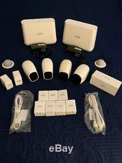 Arlo Pro 2 Wireless Camera System/Bundle 1080p HD Wifi Security Indoor/Outdoor