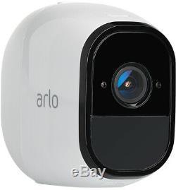 Arlo Pro 3-Camera Indoor/Outdoor Wireless 720p Security Camera System