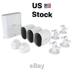 Arlo Pro 3 Wire-Free Security System 3 Camera Kit