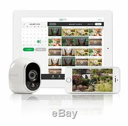 Arlo Security 2 Wire-Free HD Cameras, Indoor/Outdoor, Night Vision (VMS3230C)
