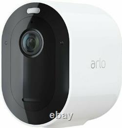 Arlo VMC4040P-100NAR Pro3 WireFree Security 2K Camera Certified Refurbished