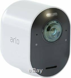 Arlo VMC5040-100NAR Add-on 4K Ultra UHD Wire-Free Security Camera Certified