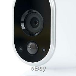 Arlo VMS3630B-100NAS Wireless Home Security System with 6 Cameras included