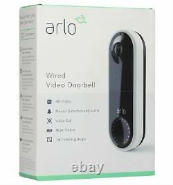Arlo Video Doorbell Wired
