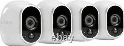Arlo Wire-Free Security System with 4 HD Camera (VMS3430) LN