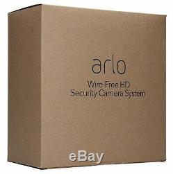 Arlo Wireless Home Security Camera System Indoor/Outdoor 2 camera kit
