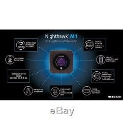 At&t Nighthawk Mr1100 Hotspot+ Enterprise Unlimited Data Plan 4g Lte Wifi Fast
