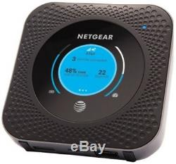 At&t Unlocked Netgear Nighthawk M1 MR1100 ABS 2A1NAS Band 14 WIRELESS ONLY