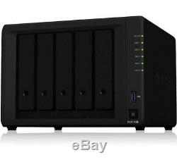 BRAND NEW Synology DiskStation DS1019+ 5-Bay (Diskless)