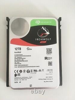 Barracuda Ironwolf 12TB NAS HDD 3,5 Zoll Festplatte 12 TB (1/4)