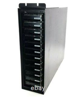 DROBO B1200i 12 Bay 48TB SAS HDD iSCSI NAS Disk Server -No Battery on Controller