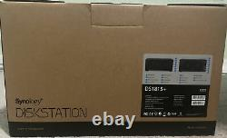 Excellent Condition Synology DS1815+ With Original Box. One Owner