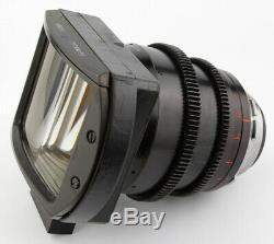 @ LOMO ANAMORPHIC 35 35mm T2.2 Lens with ARRI Arriflex PL Mount NAS / BAS @