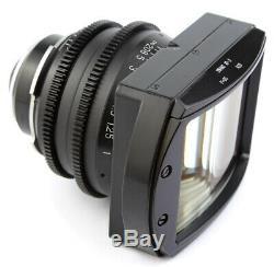 @ LOMO ANAMORPHIC 35 35mm T2.8 Lens with ARRI PL Arriflex Mount NAS BAS MINT @