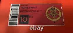 Lil Nas X Mschf Satan Shoes Nike Size10 496/666