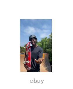 Liquid Death Tony Hawk Skateboard Deck Hawk Blood Board Only 100 Made Lil Nas X