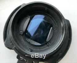 Lomo Nas lens 35 mm square front