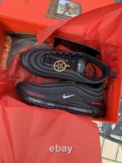 MSCHF x Lil Nas X Max Air 97 Satan Shoes Size 10.5 LE #/666 IN-HAND