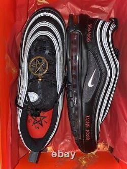 MSCHF x Lil Nas X Max Air 97 Satan Shoes Size 11 LE #556/666