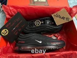 MSCHF x Lil Nas X Satan Shoes #273/666 Size 10