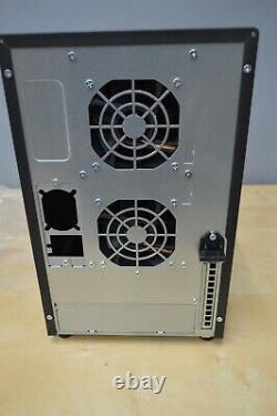 Mini-ITX NAS Storage Server 8-Bay HDD HOT SWAP Case Chassis Enclosure