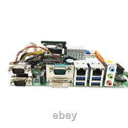 Mini ITX Server NAS x16 PCIe Riser i5-3610ME 2x4GB 64Gb Embedded MotherBoard