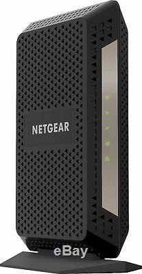 NETGEAR 32 x 8 DOCSIS 3.1 Cable Modem Black