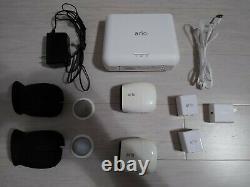 NETGEAR Arlo Pro, 2 Camera system, HUB, Charger and mounts