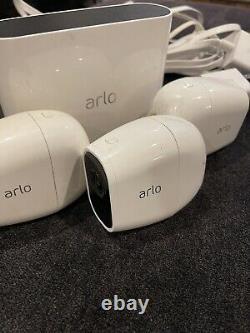 NETGEAR Arlo Pro 2 VMC4030p-100NAS 1080p Indoor/Outdoor Wireless Security Camera