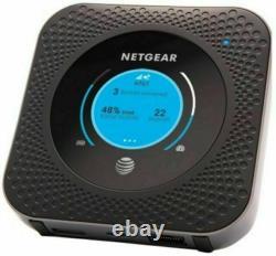 NETGEAR MR1100 Nighthawk M1 4G LTE Mobile Hotspot ATT A stock