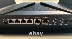 NETGEAR Nighthawk AX12 RAX120 Dual-Band 12-Stream 6G Wi-Fi 6 Router