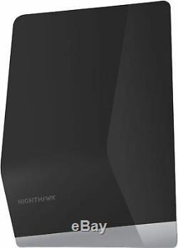 NETGEAR Nighthawk AX6000 AX8 Dual-Band Wi-Fi 6 Range Extender Black