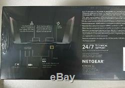 NETGEAR Nighthawk AX8 8-Stream AX6000 Wi-Fi 6 Router