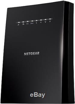 NETGEAR Nighthawk Mesh X6S Tri-Band WiFi Mesh Extender, Seamless Roaming