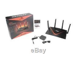NETGEAR Nighthawk Pro Gaming Wi-Fi Router (XR700), AD7200 Dual-Band Quad Stream
