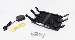 NETGEAR Nighthawk X6S AC4000 Tri-Band Wi-Fi Router R8000P
