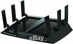NETGEAR Nighthawk X6 AC3000 R7900 Factory Recertified Smart WiFi Router