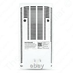 NETGEAR Orbi AC2200 WiFi Mesh Range Extender Wall-Plug Satellite RBW30 1500 SQFT