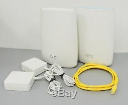 NETGEAR Orbi Home Mesh RBK50 WiFi System